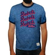 REBELS TRIBLEND RINGER TEE