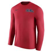 MENS LS COACHES TOUCH TOP