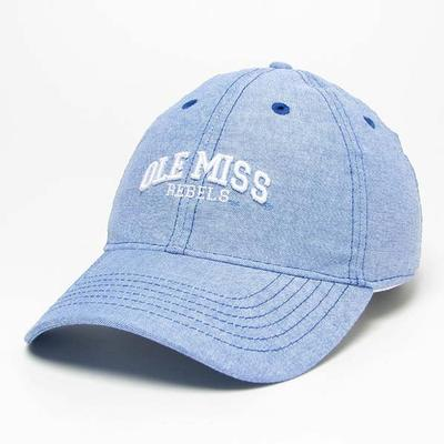 DARK BLUE OXFORD CLOTH OMR CAP