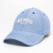 DARK BLUE OXFORD CLOTH OMR CAP
