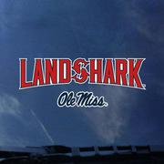 LANDSHARK OM DECAL