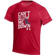 CANT SLOW ME DOWN NOVELITY TEE