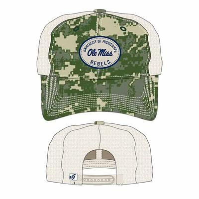 Digital Camo Omr Patch Trucker