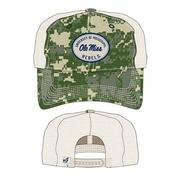 DIGITAL CAMO OMR PATCH TRUCKER DIGIT