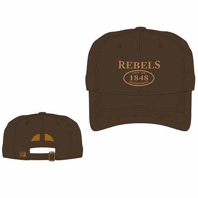 Rebels Um 1848 Adj Cap