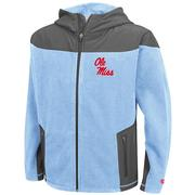 YOUTH CORDED FLEECE JACKET