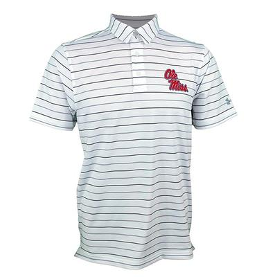 VTP PERFORMANCE STRIPE POLO