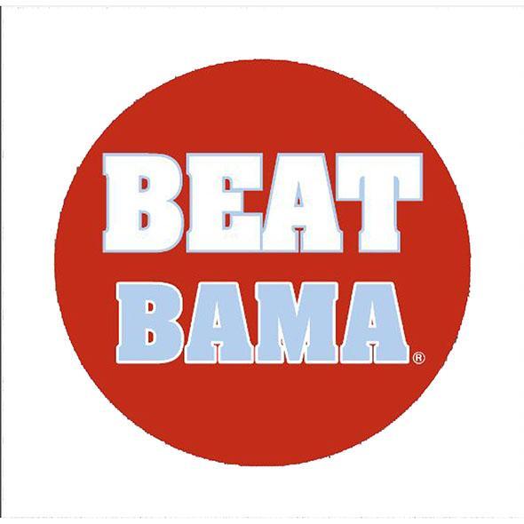 Beat Bama Button