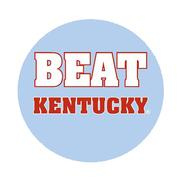 BEAT KENTUCKY BUTTON