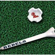 PACK OF OM REBELS GOLF TEE