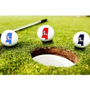 PACK OF MS STATE OM GOLF BALL