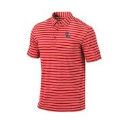 OMNI WICK MEMBERS POLO RED