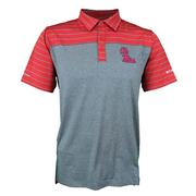 OMNIWICK GROOVE POLO RED