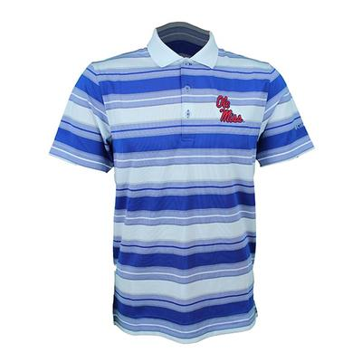Omniwick Level Stripe Polo