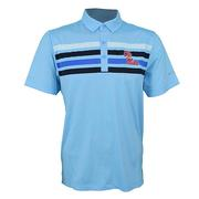 OMNIWICK VINTAGE RACER POLO BLSKY