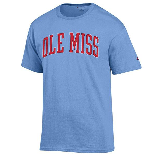 Ss Ole Miss Basic Tee Shirt