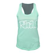 REBELS RACERBACK TANK MINT