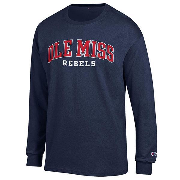 Ls Ole Miss Rebels Tee Shirt