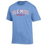 SS OLE MISS REBELS TEE SHIRT