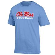 SS OLE MISS FOOTBALL TEE SHIRT