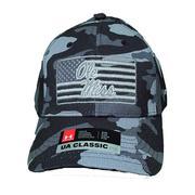 OM USA FLAG AIRVENT CAMO CAP