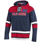 MENS HERITAGE HOCKEY HOOD NAVY