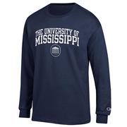 LS U OF M BASIC TEE