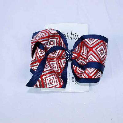 Holly Md Aztec Boutique Bow