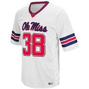 MENS 38 HAIL MARY II FB JERSEY WHITE