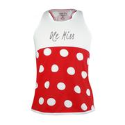 OLE MISS TOD KORA RB TANK RED