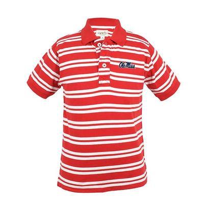 Oliver Ss Stripe Polo