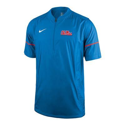 Ole Miss Ss Nike Hot Jacket