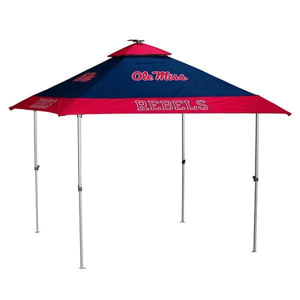 Ole Miss Pagoda Tent