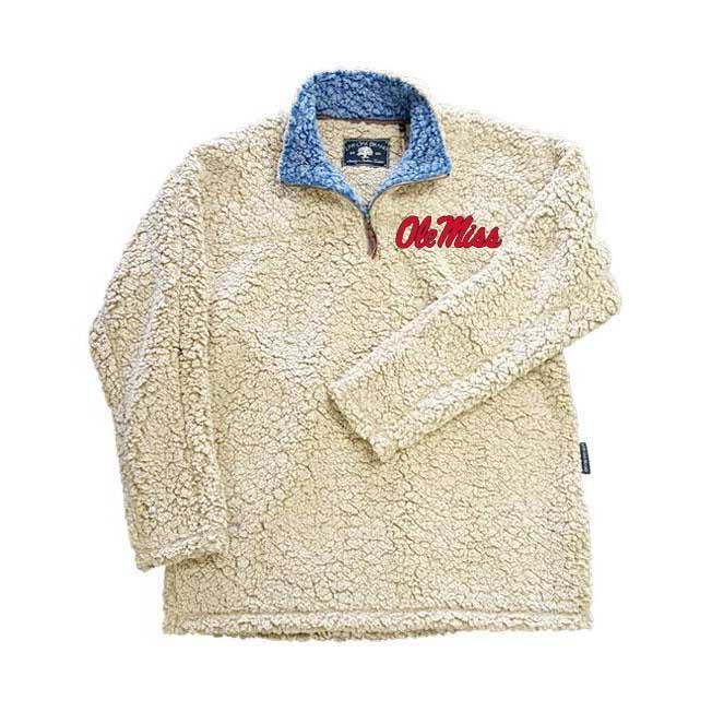 Adult Quarter Zip Fleece