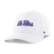 WHITE DERAILLER CLEAN UP CAP WHITE