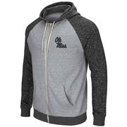 OLE MISS REGULATION FZ HOODIE