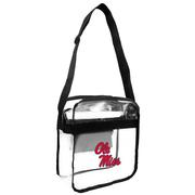 OLE MISS CROSSBODY CARRYALL