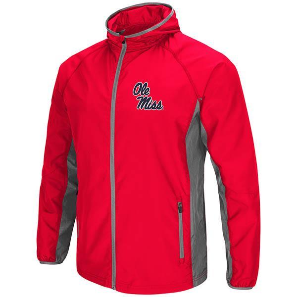 Archer Full Zip Hooded Jacket