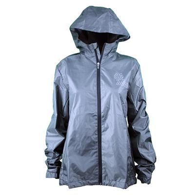MENS FORWARD RAIN SHELL GRAY