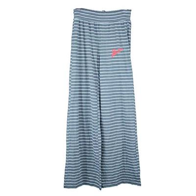 GIRLS OM STRIPE MANGO PANT GRANITE