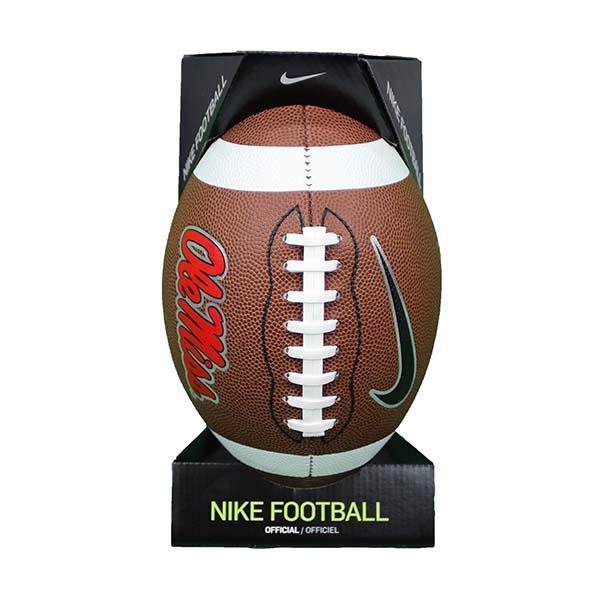 Ole Miss Nike Replica Football