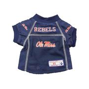 OLE MISS PET JERSEY