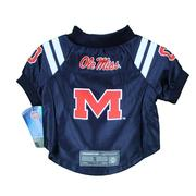 OLE MISS PREMUIM PET JERSEY