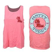 SOUTHERN BELLE DYED TANK