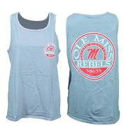 SLEEP TALKING RINGSPUN TANK GRAY