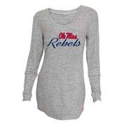 REPRISE LADIES KNIT NIGHTSHIRT