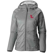 OLE MISS PLUSHING IT JACKET GRAY