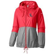 FLASH FORWARD WINDBREAKER RED