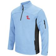 ADVANTAGE QTR ZIP JACKET