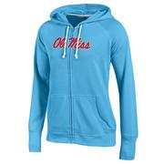 OLE MISS TOURING FULL ZIP